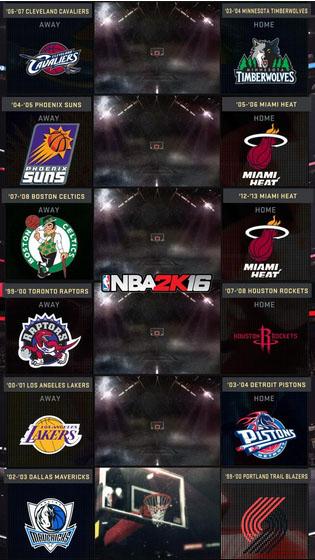 NBA-2K16-Classic-Teams-Full-List
