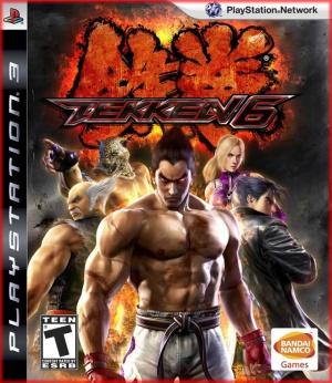 300px-Tekken_6_Cover